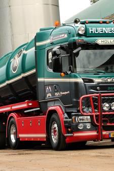 Truckprijzen gaan naar 't Harde en Putten