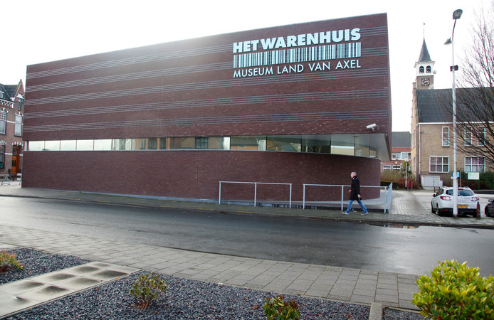Het Warenhuis in Axel.