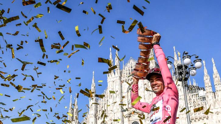 De Giro van Tom Dumoulin