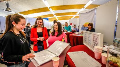 Opnieuw jobstudentenbeurs, maar deze keer in het Staf Versluyscentrum