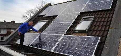 'Recordstijging van aantal zonnepanelen in Drechtsteden'