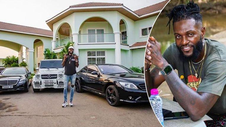 Adebayor, die op Instagram maar wat graag pronkt met zijn rijkdom, zal geen geld doneren in de strijd tegen corona.