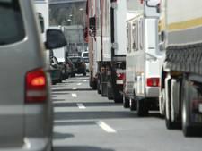 File op A50 Oss-Eindhoven bij Veghel na ongeluk met vrachtwagen opgelost