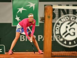 ROLAND GARROS. Siegemund en Kvitova gaan door naar kwartfinales, Tsitsipas en Rublev ook bij laatste acht