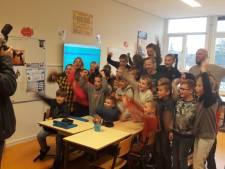 De Uitvinding in Enschede heeft meest mediawijze klas van Overijssel