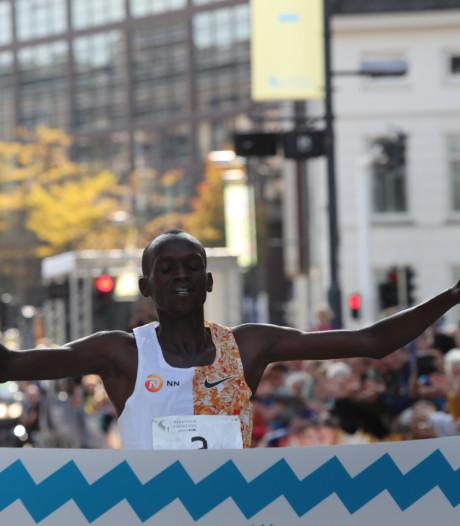 Keniaan Mutai wint 36ste editie van Marathon Eindhoven