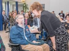 Lintje voor door ALS getroffen Klaas van der Meulen uit Wilhelminadorp