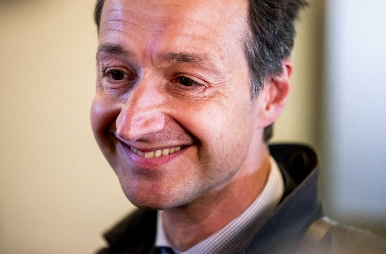 Eric Wiebes, minister van Economische Zaken en Klimaat