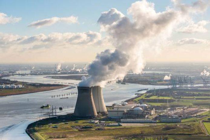 Kerncentrale Doel.