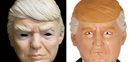 'Make carnaval great again!' Maskers Trump hit onder carnavalsvierders
