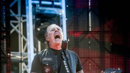 VIDEO. Koning Boudewijnstadion op zijn kop dankzij sublieme cover: Metallica verrast met 'Ça plane pour moi'
