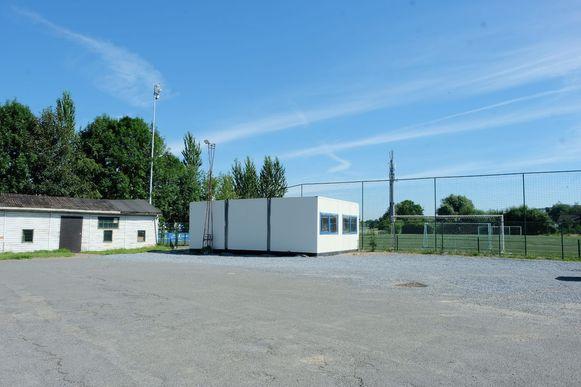 De voetbalaccommodatie in de Frans Smoldersstraat in Sint-Stevens-Woluwe ruimt binnenkort plaats voor park en bos.