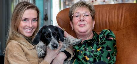 Als Fenne (22) eten haalt, betaalt moeder Hetty haar terug
