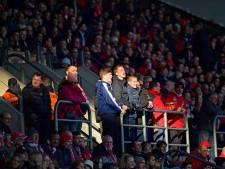 Antwerp verslikt zich in capaciteit: club vraagt 100 abonnees om naar andere tribune te verhuizen