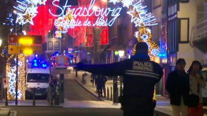 Aanslag vlak bij zwaar beveiligde kerstmarkt