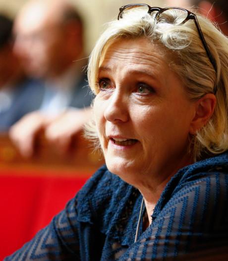 Convoquée, Marine Le Pen ne se présente pas devant le juge d'instruction