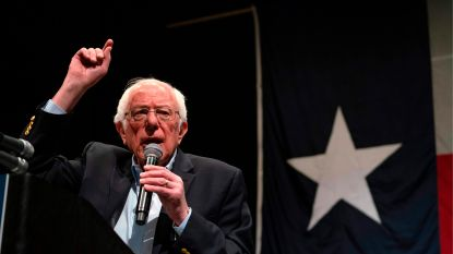 LIVE. Media voorspellen winst Sanders in Nevada