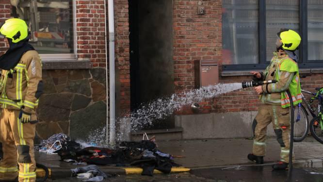 Ruzie tussen koppel escaleert: brand gesticht in woning na klappen