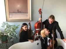 Lunchconcert Trio Meastoso in Muziekcentrum Enschede