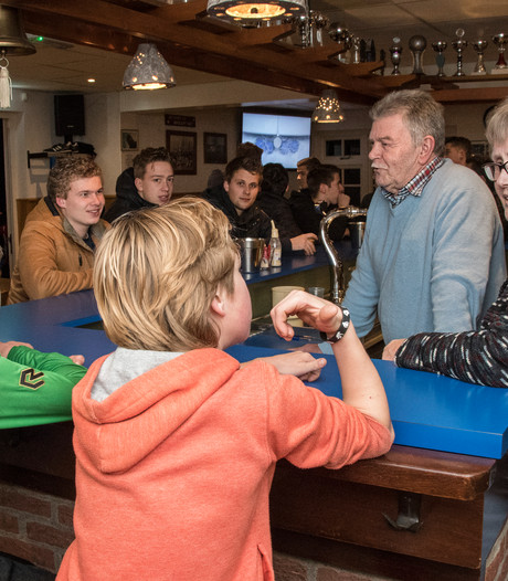 Jack van der Aa al jaren de spil van Biest-Houtakker