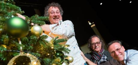 'Drie W's' nemen in Den Bosch voorschotje op kerst