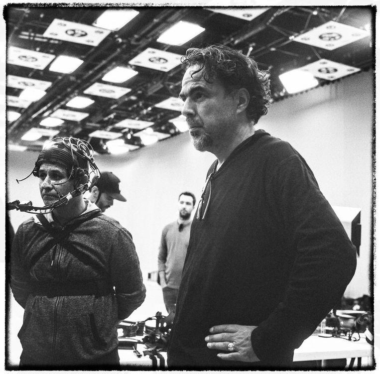 Oscarwinnend regisseur Alejandro G. Iñárritu maakte de tentoonstelling. Beeld Legendary