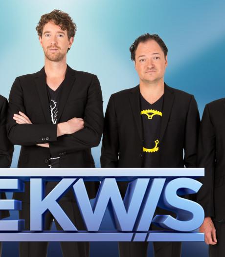 De Kwis-masters Woe en Van der Laan maken nieuw satirisch programma