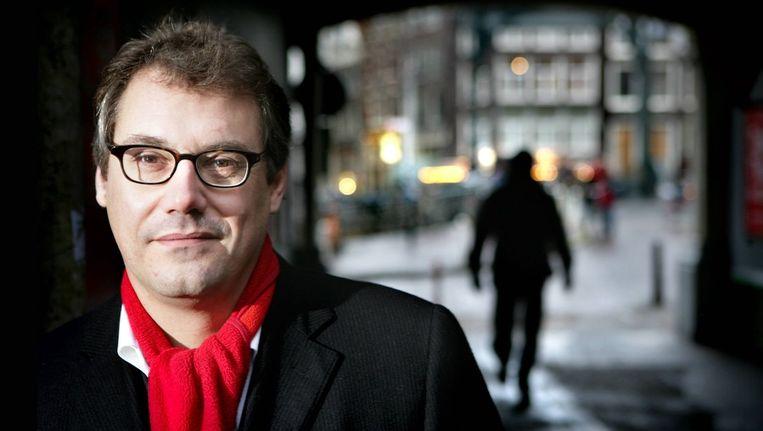 'Onder burgemeester Van der Laan veranderde Amsterdam van koers en werd de toon harder', zegt Jean Tillie. Beeld Klaas Fopma / www.klaasfopma.nl