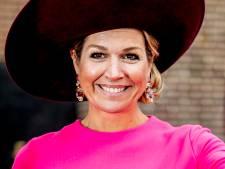 Josine Droogendijk vertelt over Máxima's kleding in Veenendaal