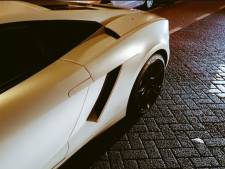 Lamborghini maakt te veel herrie: 370 euro boete