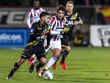 El Allouchi: 'Willem II wist het op een gegeven moment niet meer'