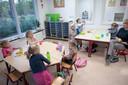 De nieuwe basisschool Misha de Vries heeft kleine klasjes.