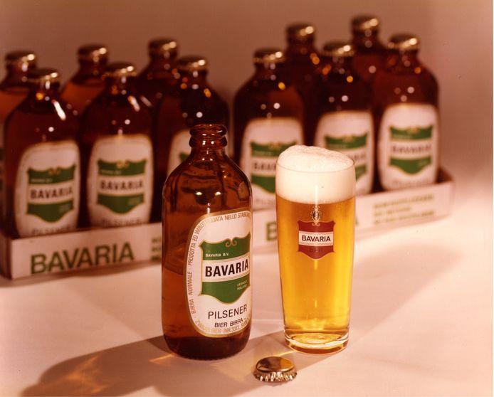 Bavaria-bier in Italië.