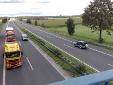Duitse A3 vanuit Nederland hele weekend dicht