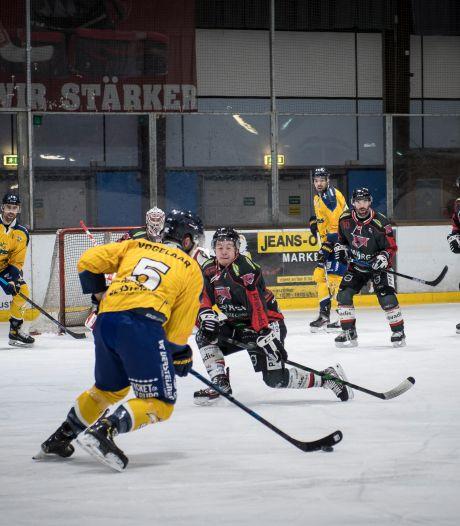 Trappers geeft ruime voorsprong weg, maar wint in overtime van Leipzig