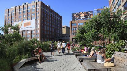Antwerpen krijgt 'Kaailine', naar het voorbeeld van de New Yorkse Highline