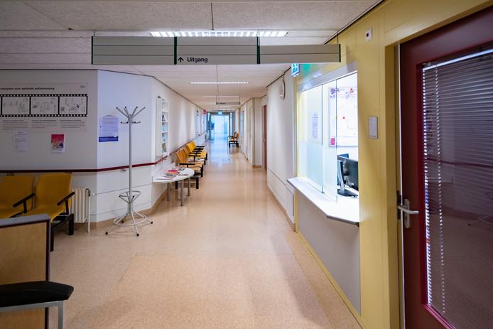 De polikliniek in Emmeloord is per direct dicht.