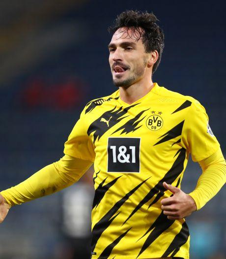 Dortmund zonder Hummels naar Brugge