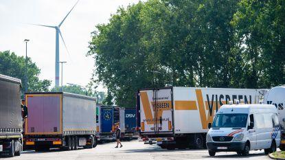 Twintig transmigranten opgepakt bij grote politieactie in Kruibeke