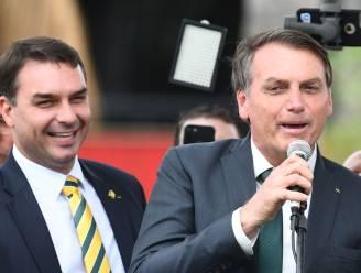 Oudste zoon van Braziliaanse president Bolsonaro verdacht van witwassen