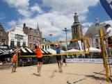 De ballen vlogen door de zandbakken in Wouw en Roosendaal
