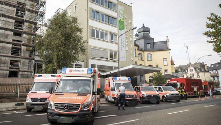 Patiënten van twee ziekenhuizen in het risicogebied moeten tijdelijk verhuizen