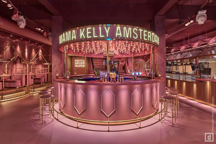 Het Amsterdamse MaMa Kelly viel net buiten de top 10 van meest 'Instagramwaardige' cafés.