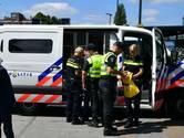 10 aanhoudingen bij verboden demonstratie in Enschede