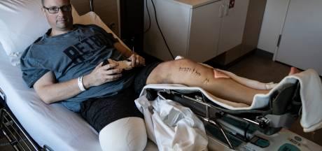 Vrienden zamelen geld in voor slachtoffer kermisongeluk Wijchen: 'tijd voor juridisch getouwtrek heeft het gezin van Marco niet'