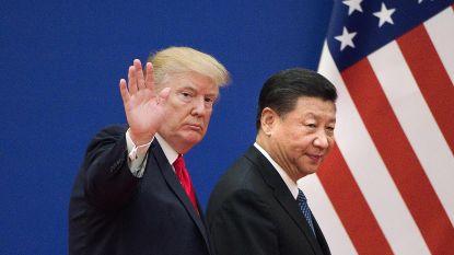 """""""Trump wil voor 200 miljard dollar aan strafheffingen tegen China aankondigen"""""""