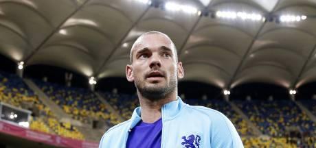 Sneijder begint nieuwe carrière als zaakwaarnemer