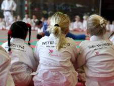 Zeshonderd judoka's naar Hasselt voor regionaal toernooi Budo Promotie Overijssel