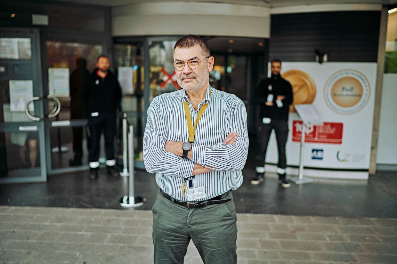 Ron Embrechts