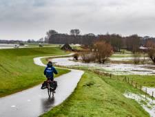 Dijkversterking Zwolle-Olst kan zonder sloop huizen: investering van maximaal 280 miljoen euro